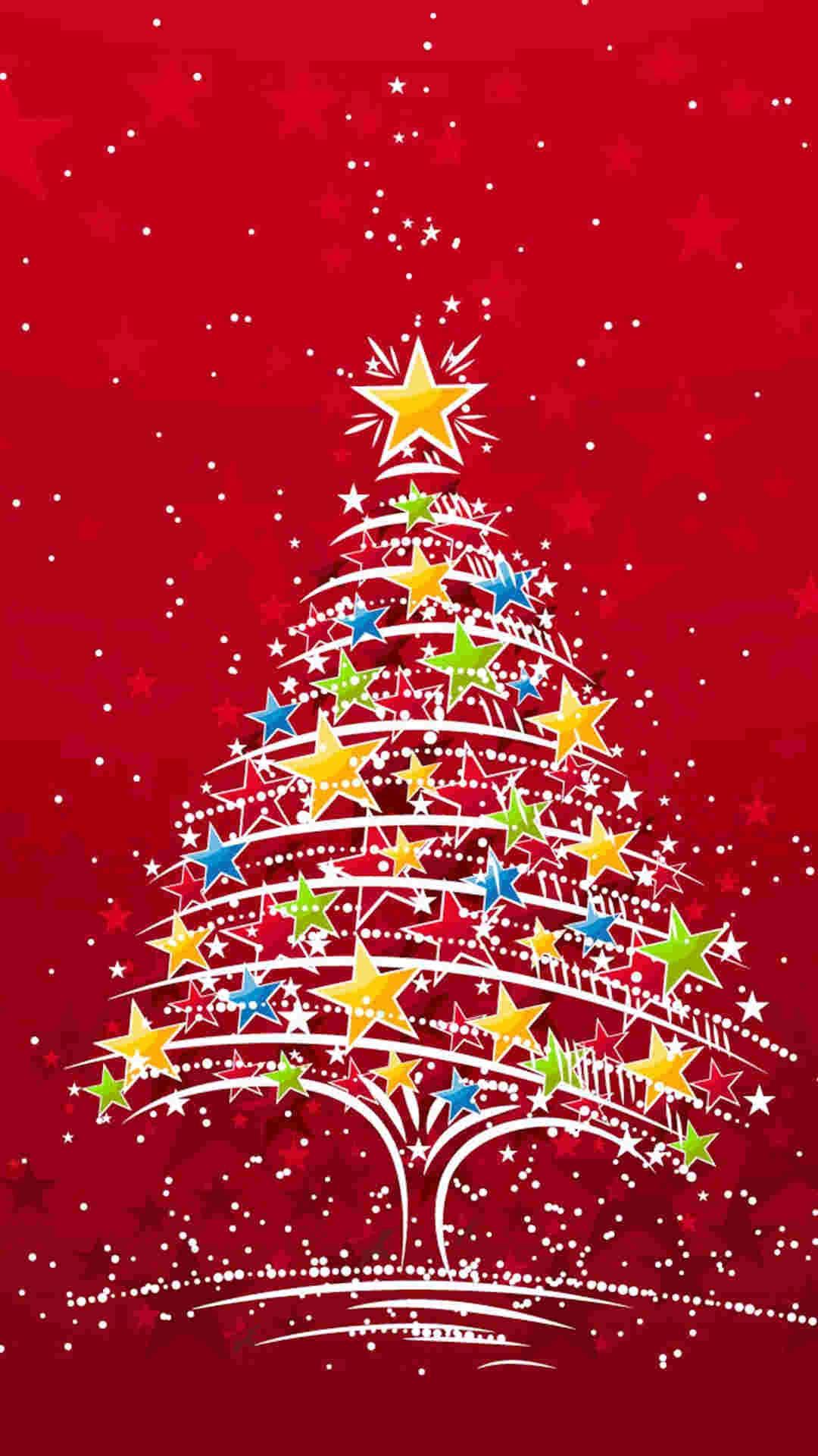 christmas 10 - 50 ảnh nền Giáng Sinh cực dễ thương cho điện thoại