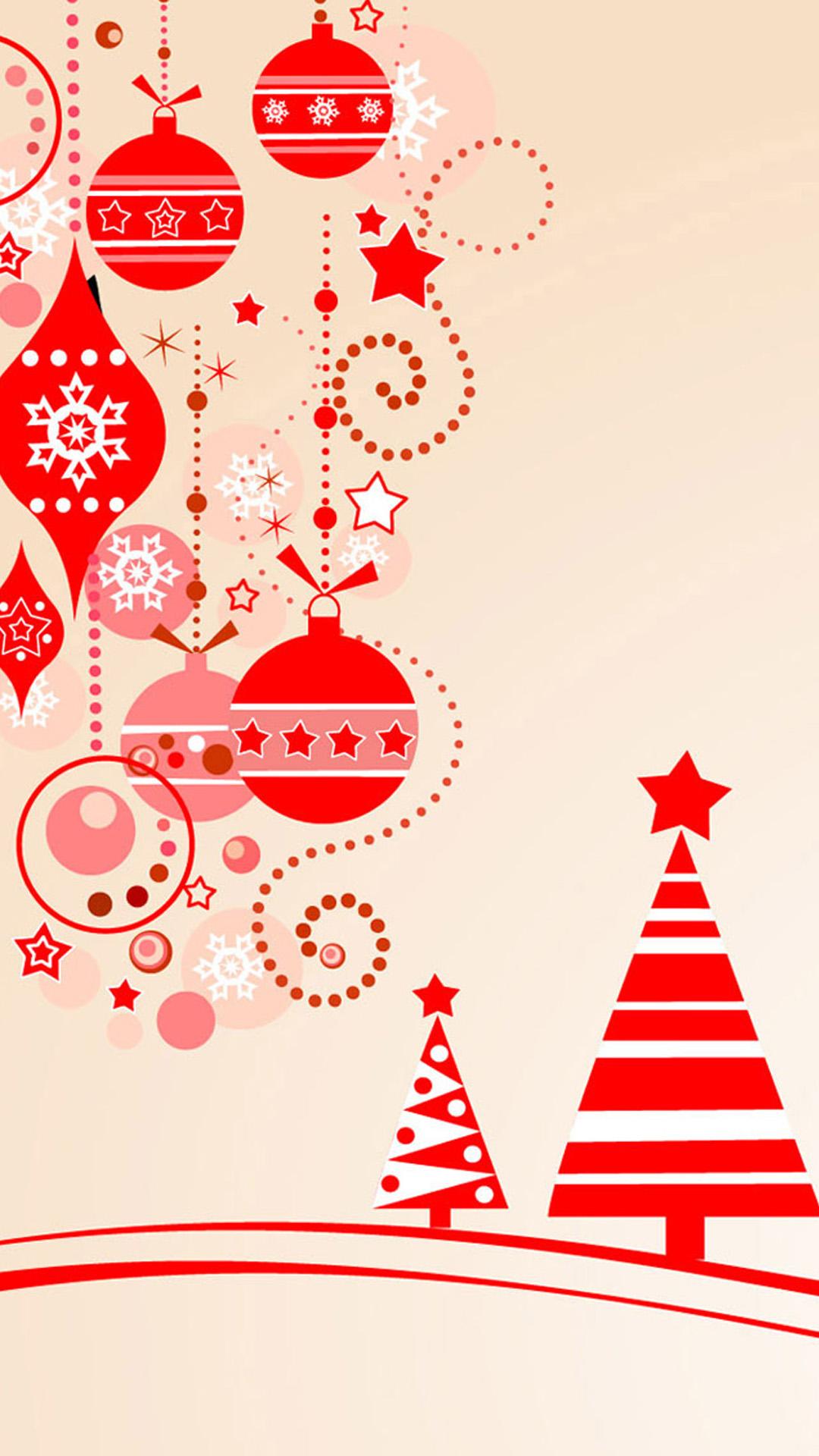 christmas 13 - 50 ảnh nền Giáng Sinh cực dễ thương cho điện thoại