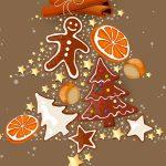 christmas 17 150x150 - 50 ảnh nền Giáng Sinh cực dễ thương cho điện thoại