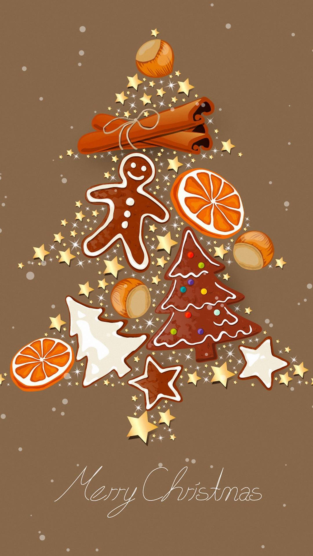 christmas 17 - 50 ảnh nền Giáng Sinh cực dễ thương cho điện thoại