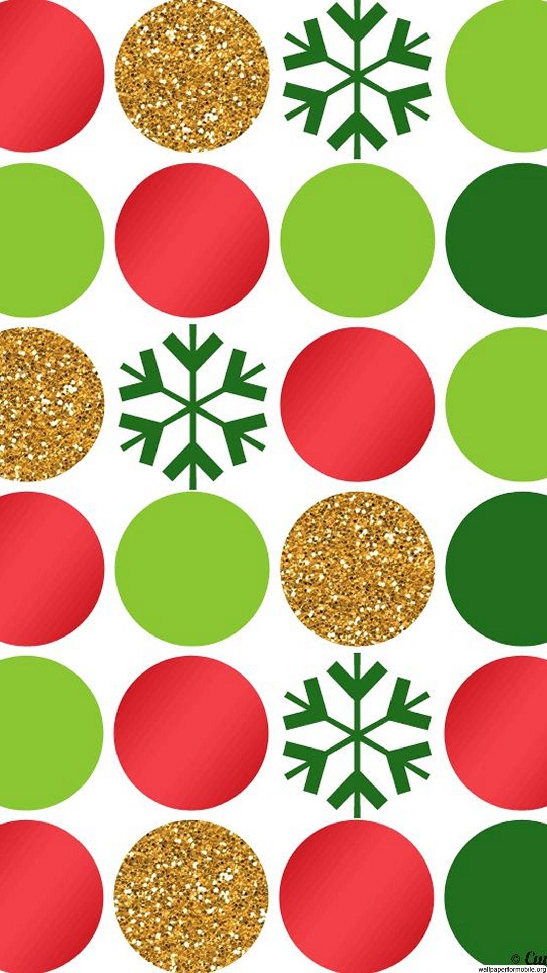 christmas 20 - 50 ảnh nền Giáng Sinh cực dễ thương cho điện thoại