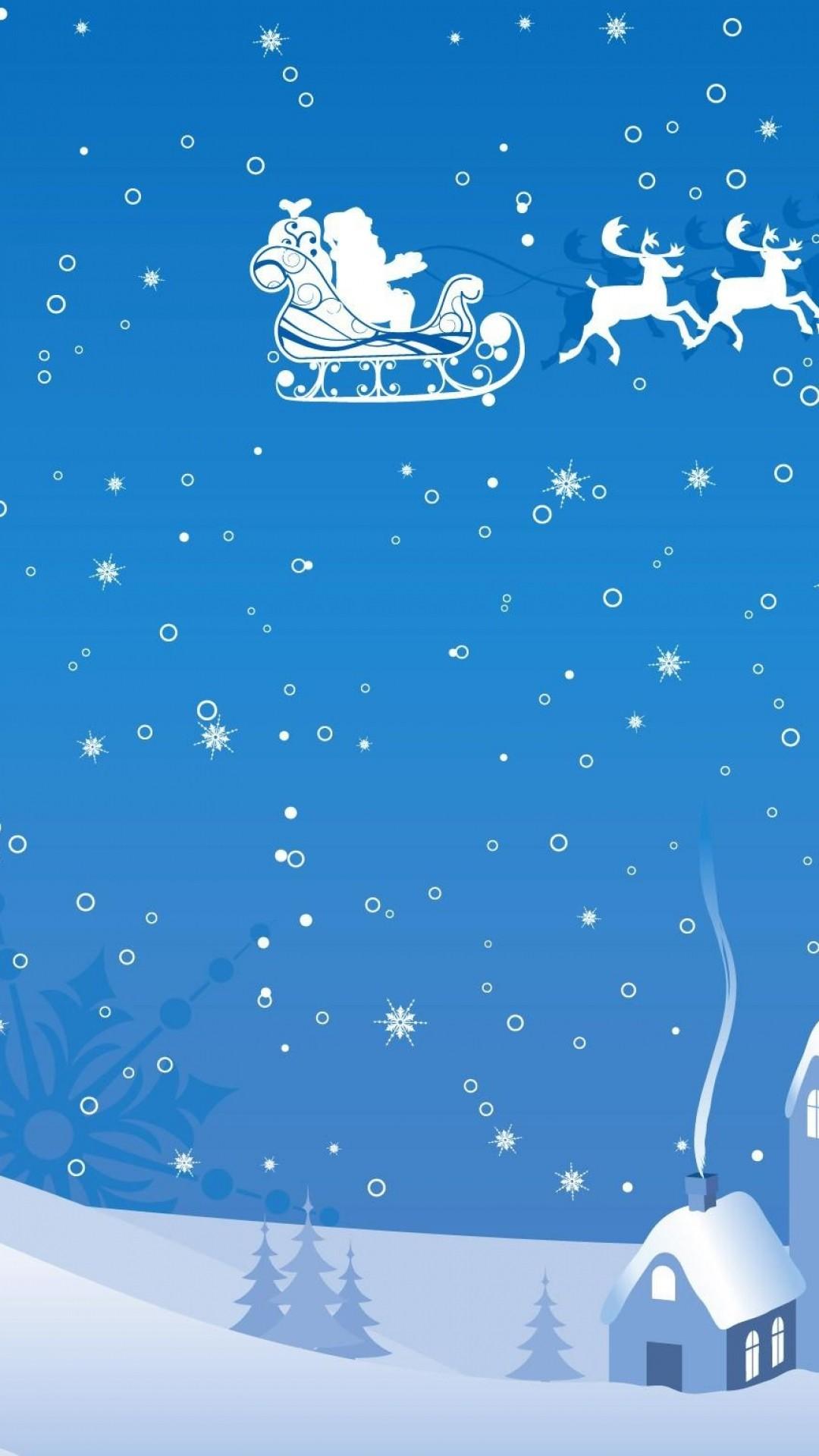 christmas 23 - 50 ảnh nền Giáng Sinh cực dễ thương cho điện thoại
