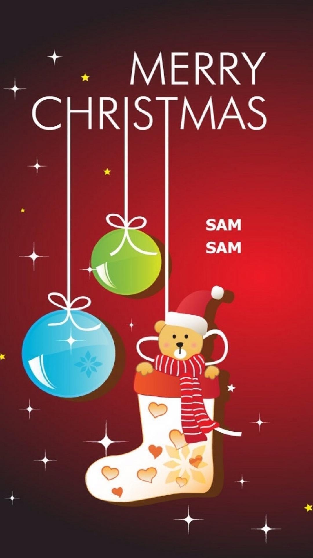 christmas 24 - 50 ảnh nền Giáng Sinh cực dễ thương cho điện thoại