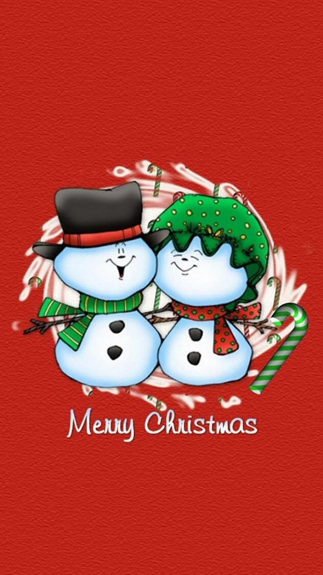 christmas 26 - 50 ảnh nền Giáng Sinh cực dễ thương cho điện thoại