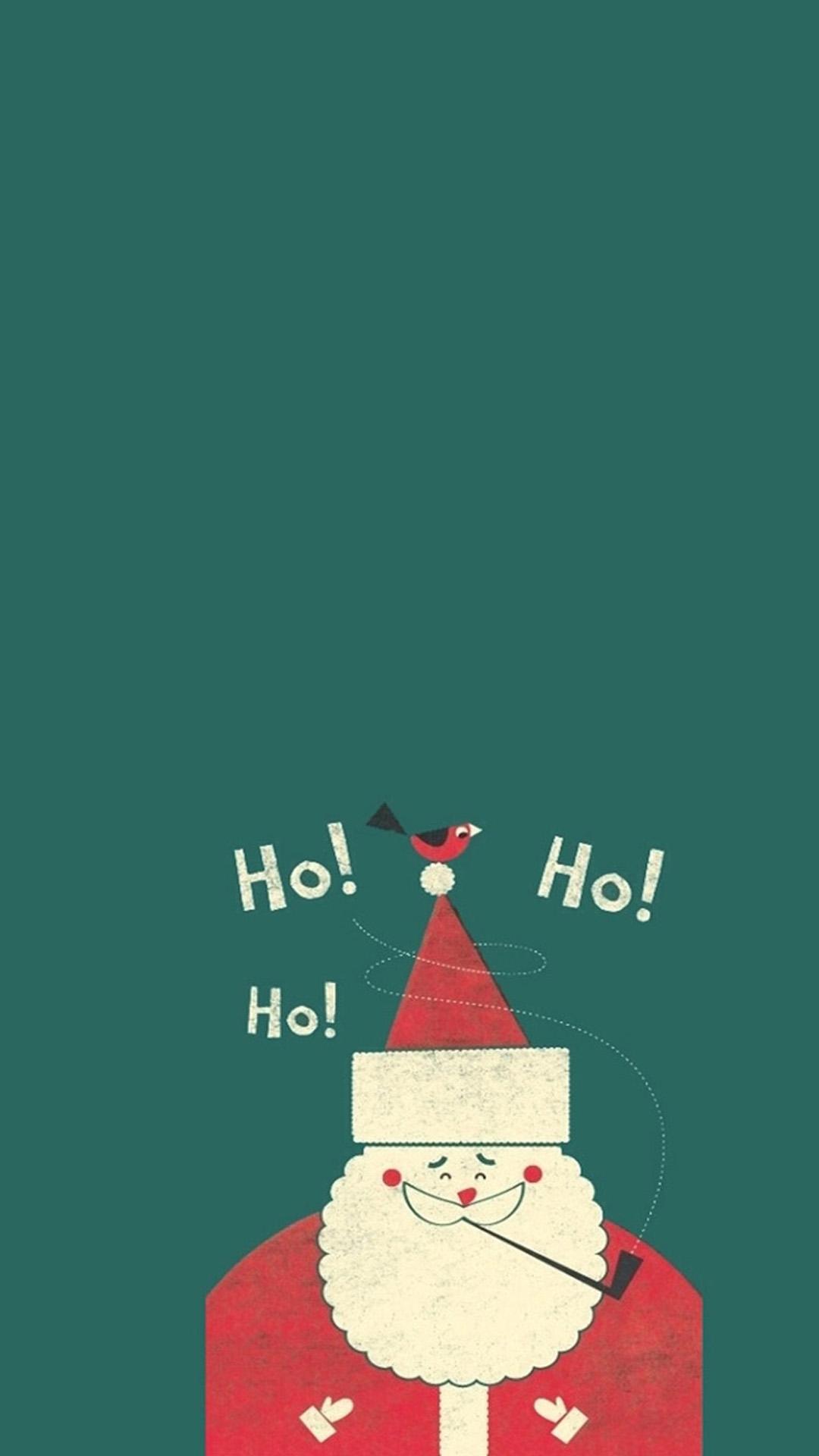 christmas 28 - 50 ảnh nền Giáng Sinh cực dễ thương cho điện thoại