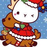 christmas 30 150x150 - 50 ảnh nền Giáng Sinh cực dễ thương cho điện thoại