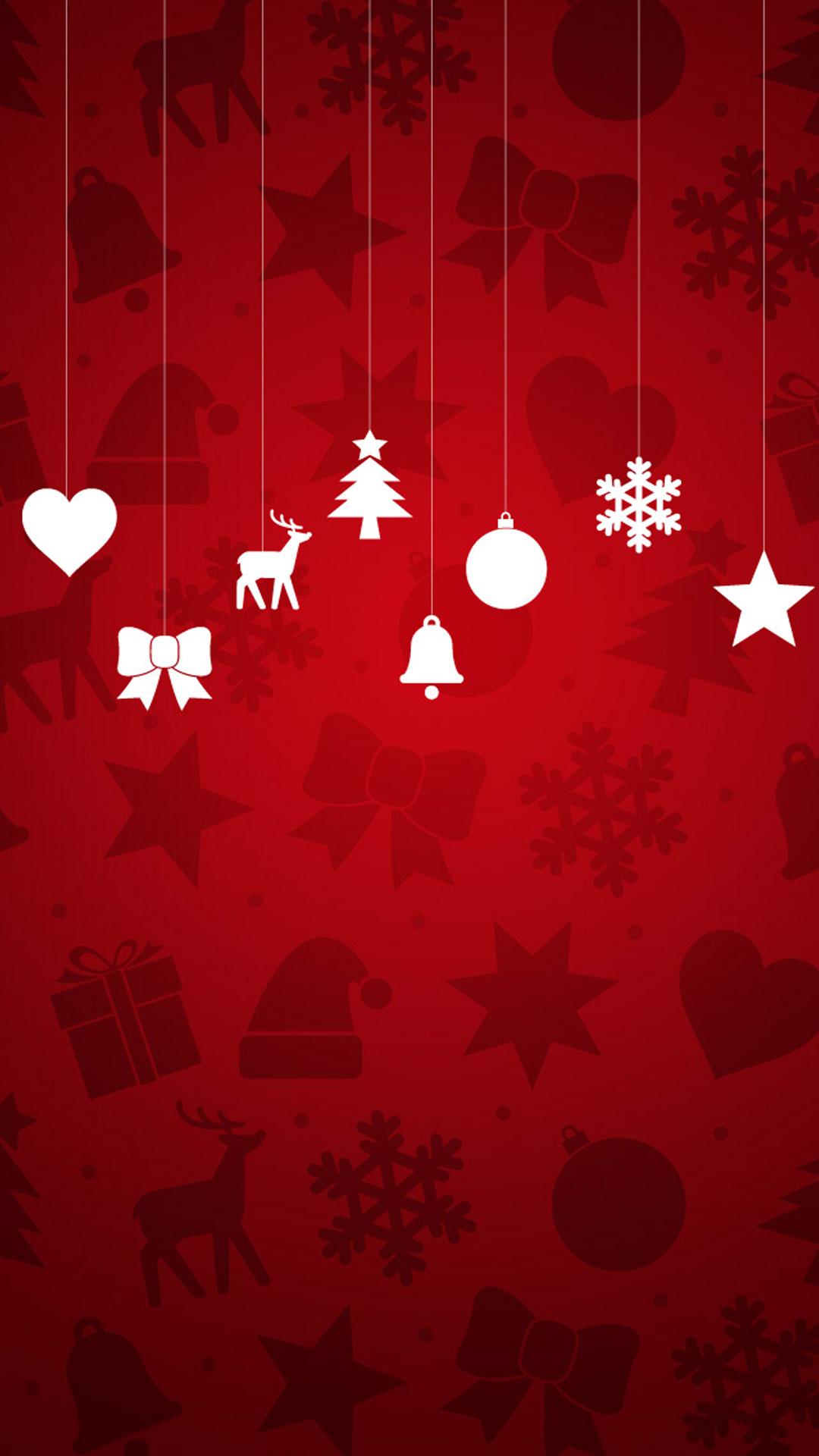 christmas 32 - 50 ảnh nền Giáng Sinh cực dễ thương cho điện thoại