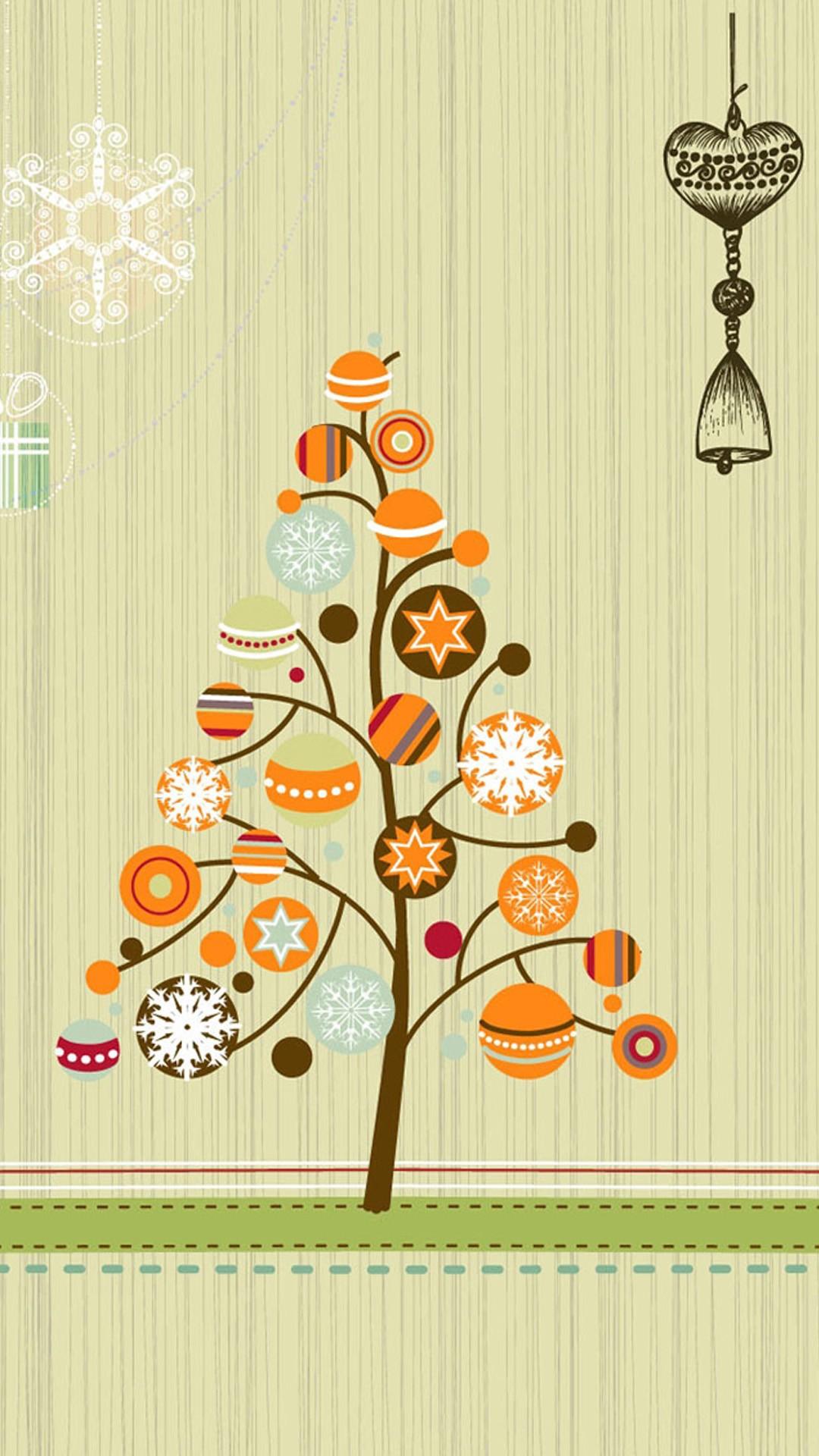 christmas 34 - 50 ảnh nền Giáng Sinh cực dễ thương cho điện thoại