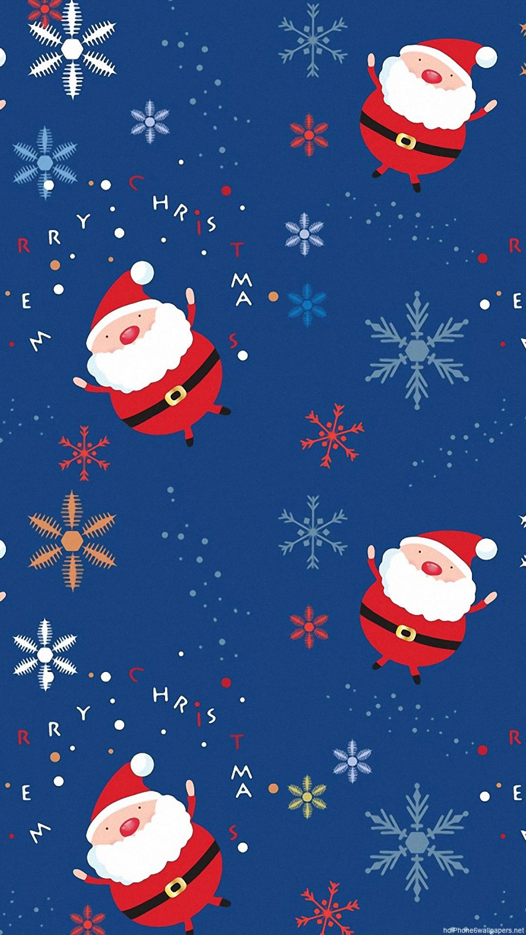 christmas 39 - 50 ảnh nền Giáng Sinh cực dễ thương cho điện thoại