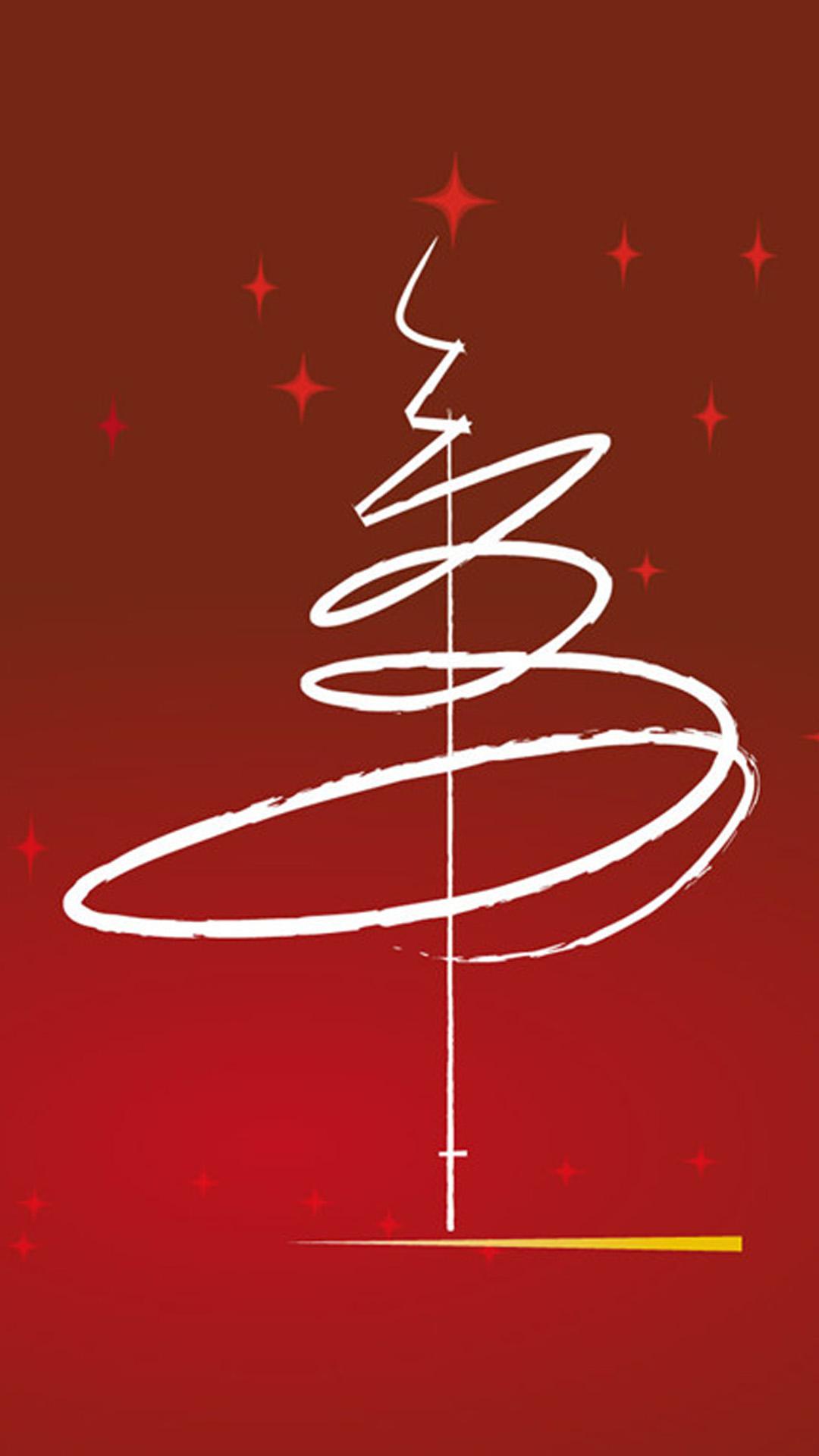 christmas 40 - 50 ảnh nền Giáng Sinh cực dễ thương cho điện thoại