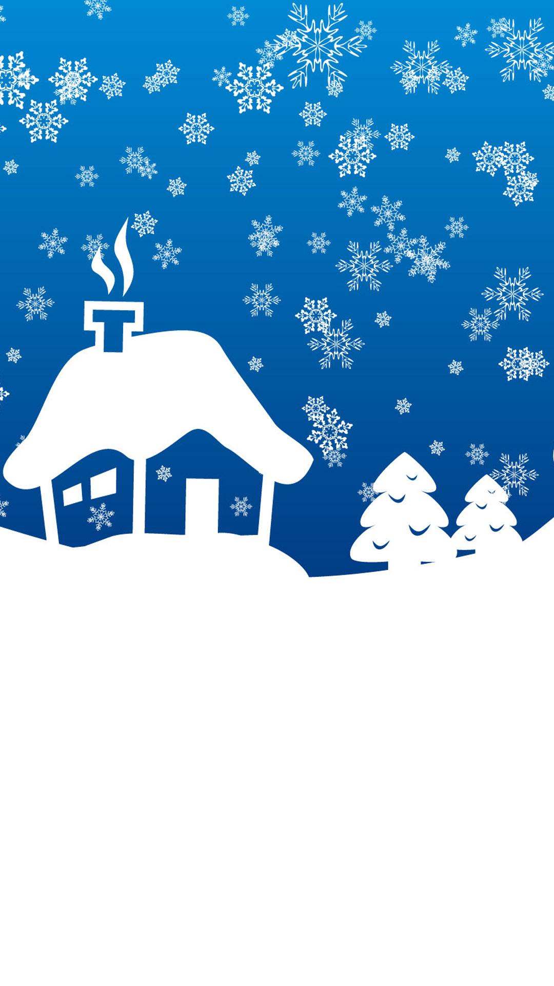 christmas 41 - 50 ảnh nền Giáng Sinh cực dễ thương cho điện thoại