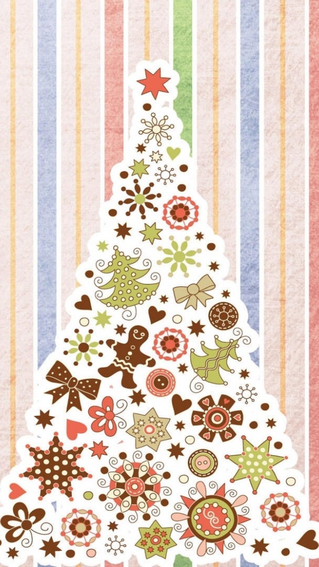 christmas 42 - 50 ảnh nền Giáng Sinh cực dễ thương cho điện thoại