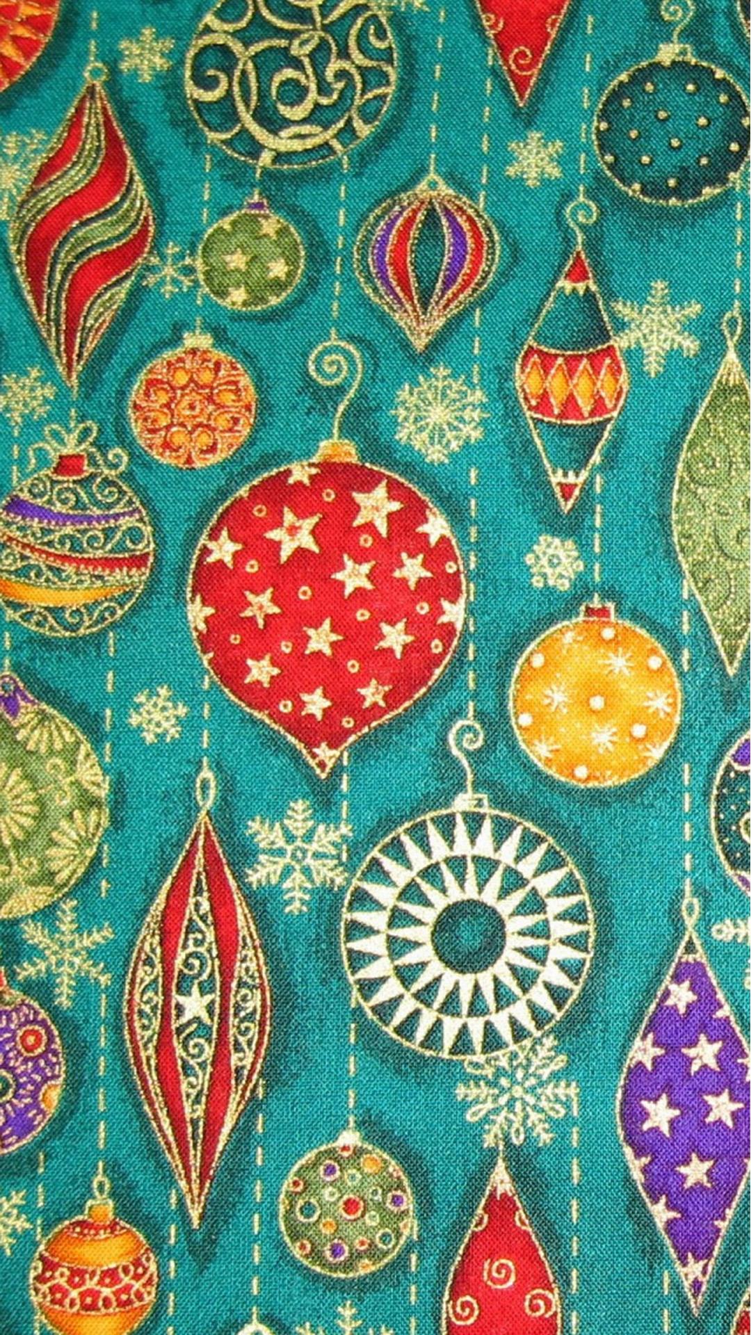 christmas 46 - 50 ảnh nền Giáng Sinh cực dễ thương cho điện thoại