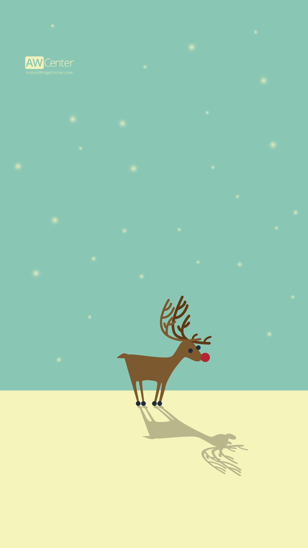 christmas 48 - 50 ảnh nền Giáng Sinh cực dễ thương cho điện thoại