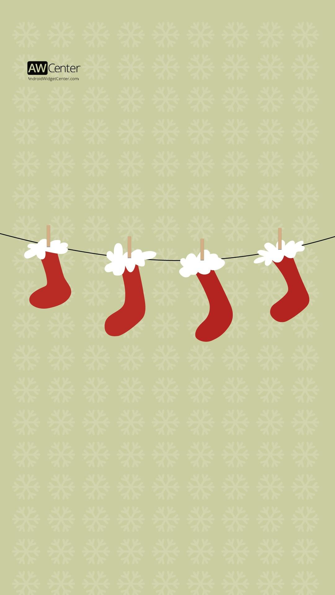 christmas 50 - 50 ảnh nền Giáng Sinh cực dễ thương cho điện thoại