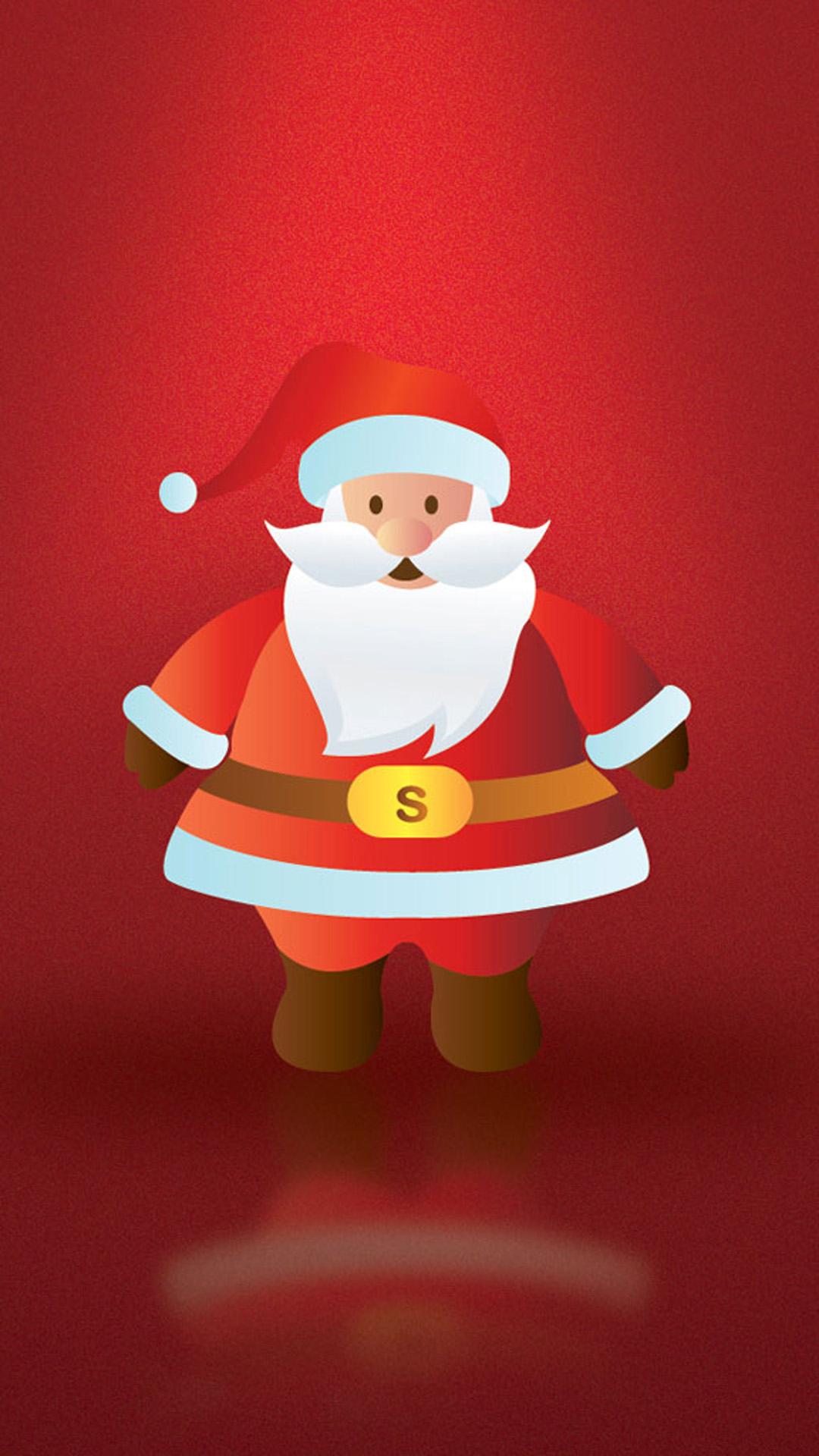 christmas 6 - 50 ảnh nền Giáng Sinh cực dễ thương cho điện thoại