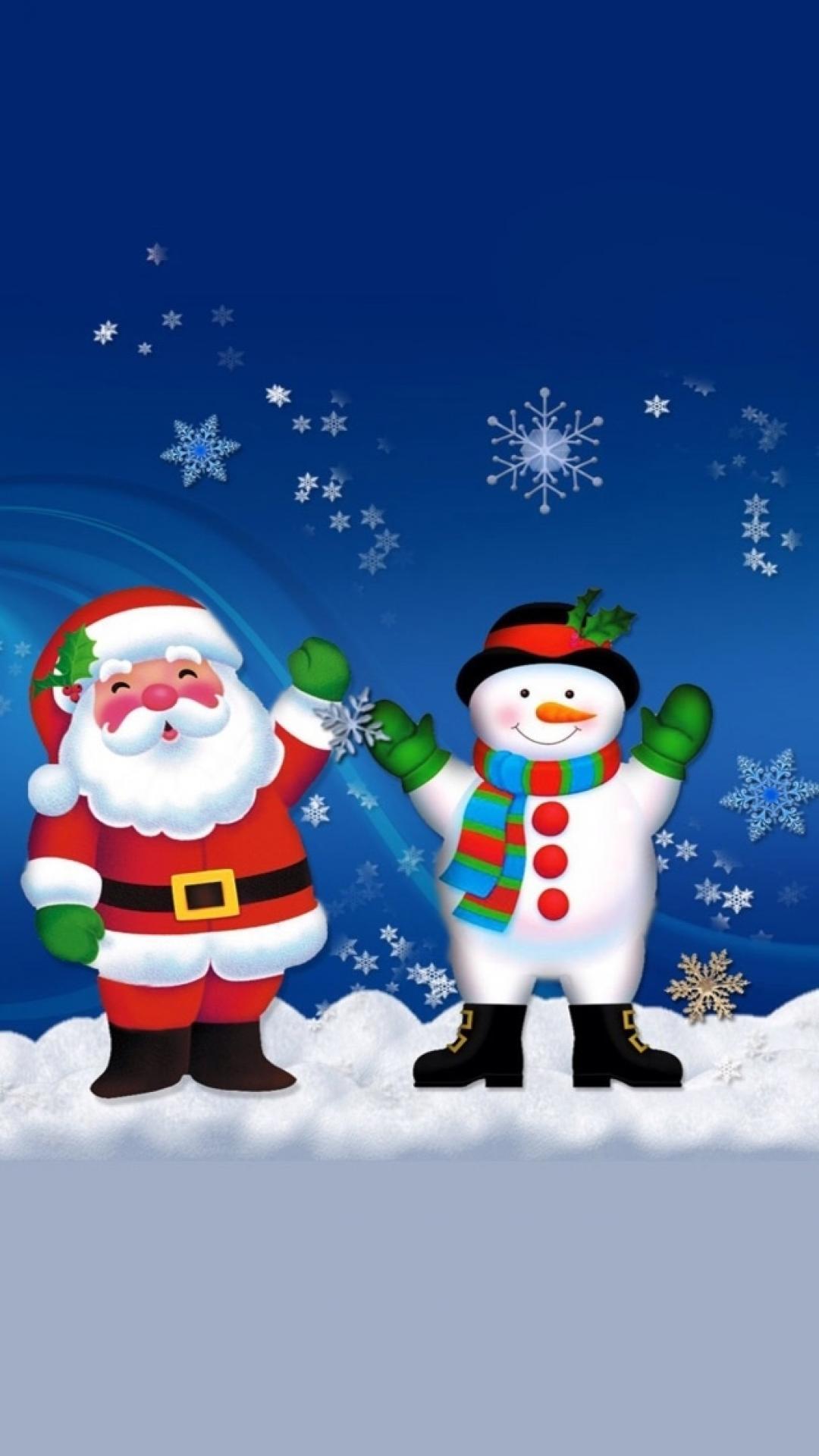 christmas 7 - 50 ảnh nền Giáng Sinh cực dễ thương cho điện thoại