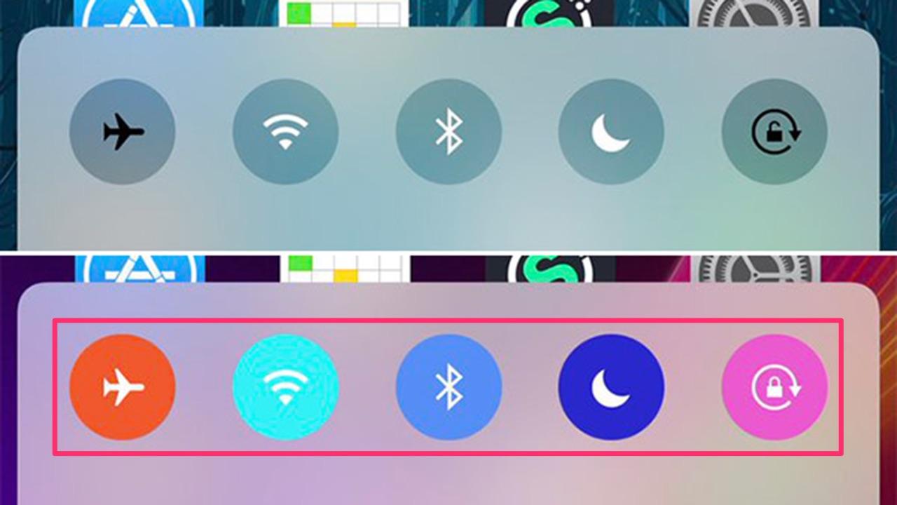 cream 2 ios 10 jailbreak featured - Tạo một Control Center đầy màu sắc trên máy chạy iOS 10 jailbreak