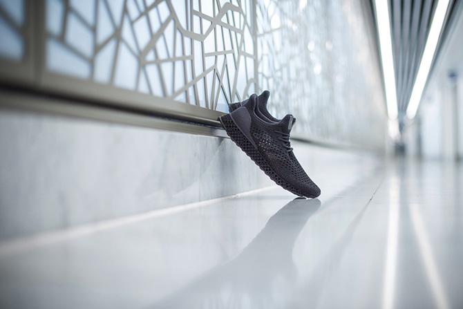 Giày in bằng công nghệ 3D, tại sao không?
