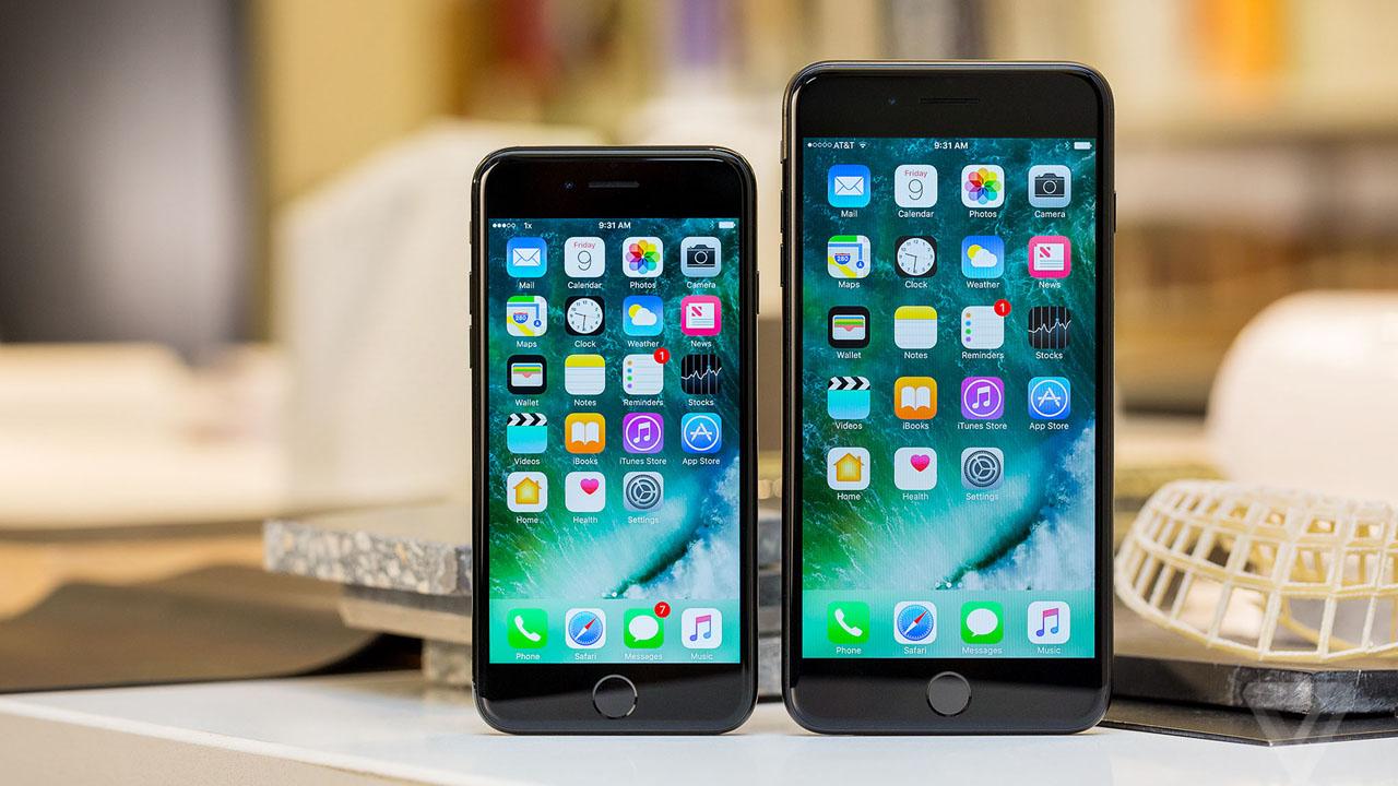 ip7 7plus - Tổng hợp 5 ứng dụng hay và miễn phí trên iOS ngày 27.12.2016