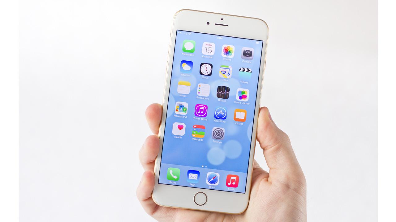iphone 6 1 - Tổng hợp 5 ứng dụng hay và miễn phí trên iOS ngày 21.12.2016