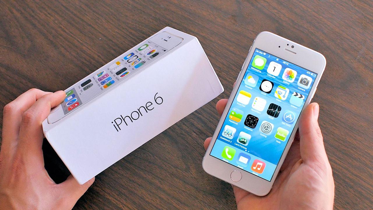 iphone 6 2 - Tổng hợp 5 ứng dụng hay và miễn phí trên iOS ngày 30.12.2016