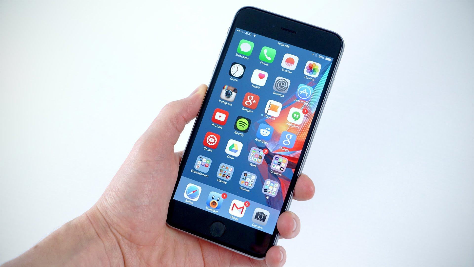 iphone 6 plus - Tổng hợp 5 ứng dụng hay và miễn phí trên iOS ngày 20.12.2016