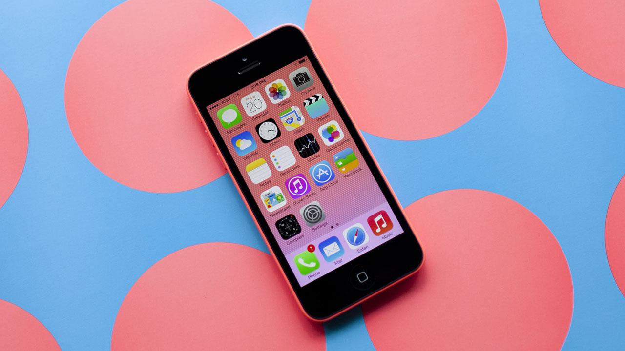 iphone 5c - Tổng hợp 5 ứng dụng hay và miễn phí trên iOS ngày 17.12.2016