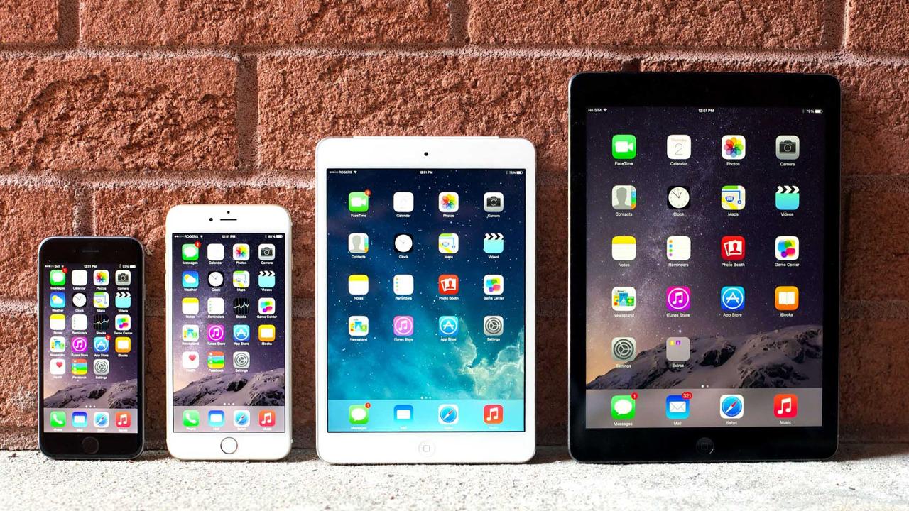 iphone 6 iphone 6 plus ipad mini ipad air line front 1 - Tổng hợp 5 ứng dụng hay và miễn phí trên iOS ngày 26.12.2016