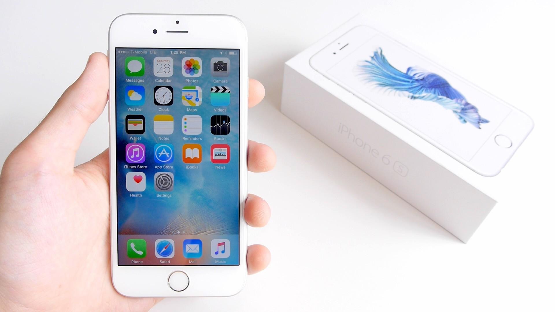 iphone 6s 1 - Tổng hợp 5 ứng dụng hay và miễn phí trên iOS ngày 24.12.2016