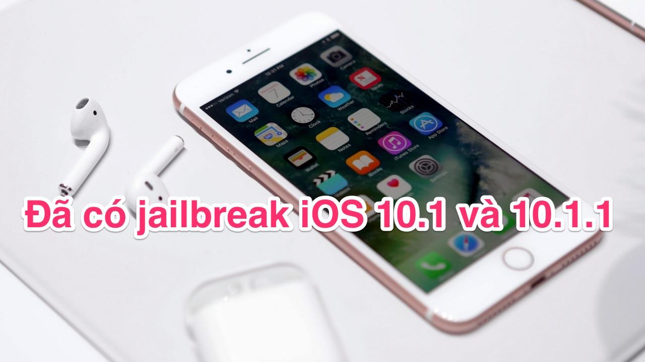 jailbreak ios 10 2 featured - Đã có jailbreak iOS 10.1.1, mời các bạn tải về