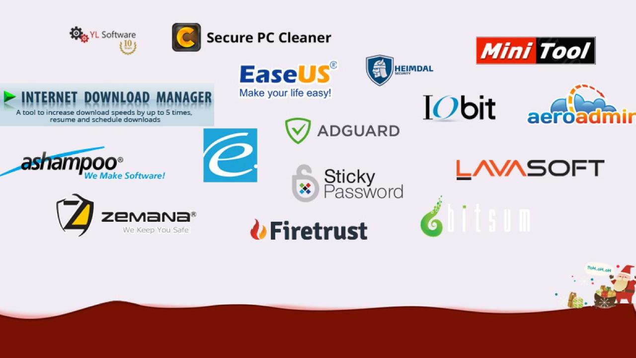 khuyen mai phan mem featured - Nhanh tay tải kho phần mềm bản quyền lớn nhất trị giá đến 1144USD