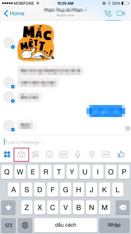 lam-anh-giang-sinh-tren-facebook-messenger-1
