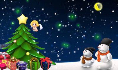 merry christmas featured 400x240 - Cách chia sẻ thiệp Giáng Sinh đến bạn bè trên Facebook