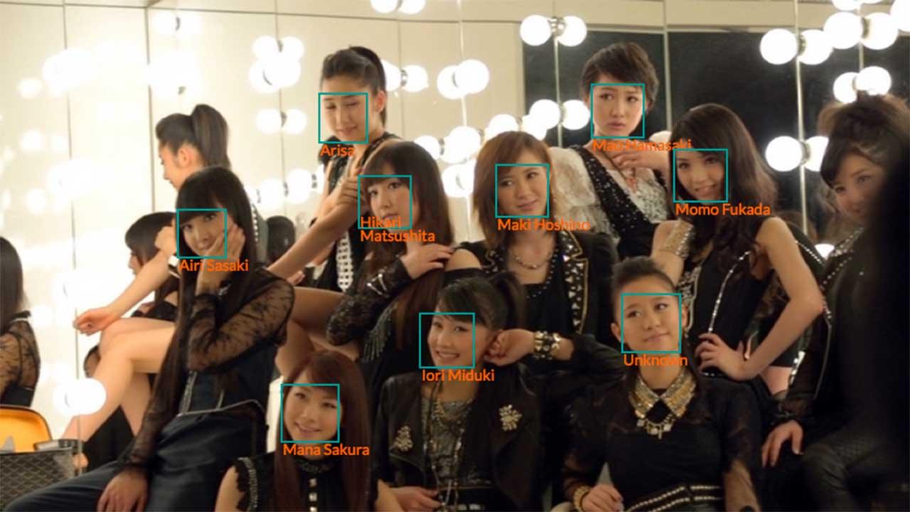 """morning musume featured2 - Hài hước """"ứng dụng"""" nhận diện idol Nhật Bản"""