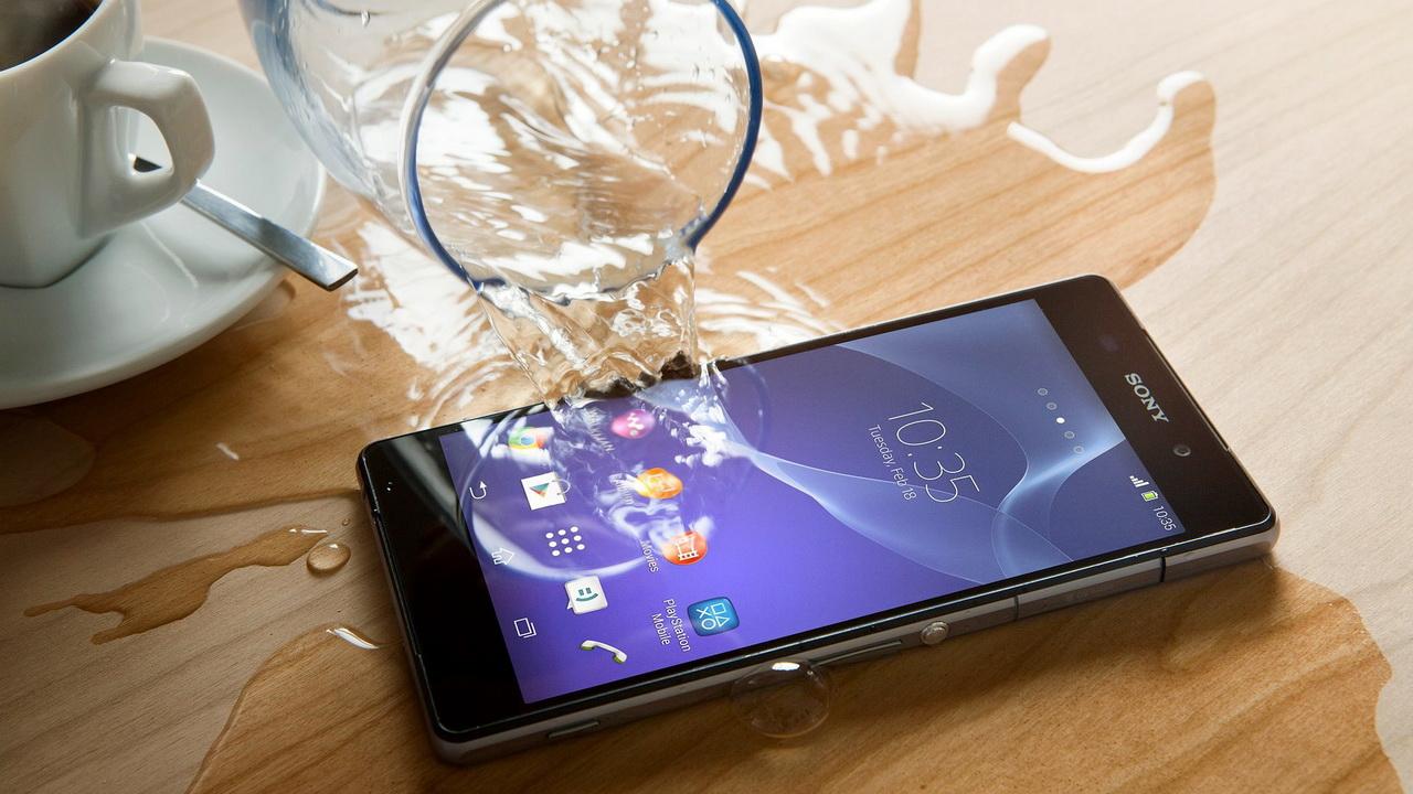 sony water proof technology 1280x720 - Tổng hợp 5 ứng dụng hay và miễn phí trên Android ngày 31.12.2016