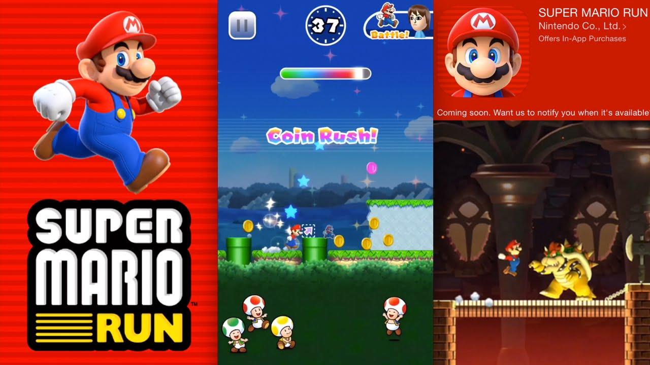 super mario run featured2 - Cách chơi Super Mario Run trên các thiết bị đã jailbreak