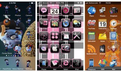 tao theme cho iphone chua jailbreak featured 400x240 - Cách đưa các theme trên máy jailbreak lên máy chưa jailbreak