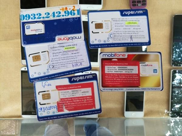 unnamed file 102 - TP.HCM: Mua bán SIM khuyến mãi giảm hẳn do bị các mạng siết chặt
