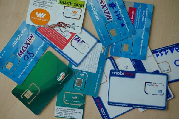 unnamed file 104 - TP.HCM: Mua bán SIM khuyến mãi giảm hẳn do bị các mạng siết chặt