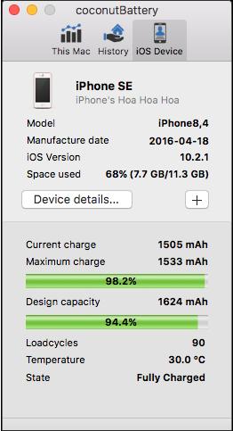 unnamed file 220 - Ứng dụng kiểm tra pin cho thiết bị iOS và MacBook