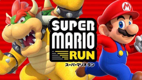 Game Super Mario Run Android