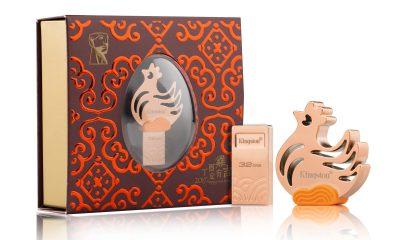 USB Kim ke 400x240 - Kingston ra mắt USB Kim kê – Gà vàng trong series USB Kingston DataTraveler 12 Con Giáp