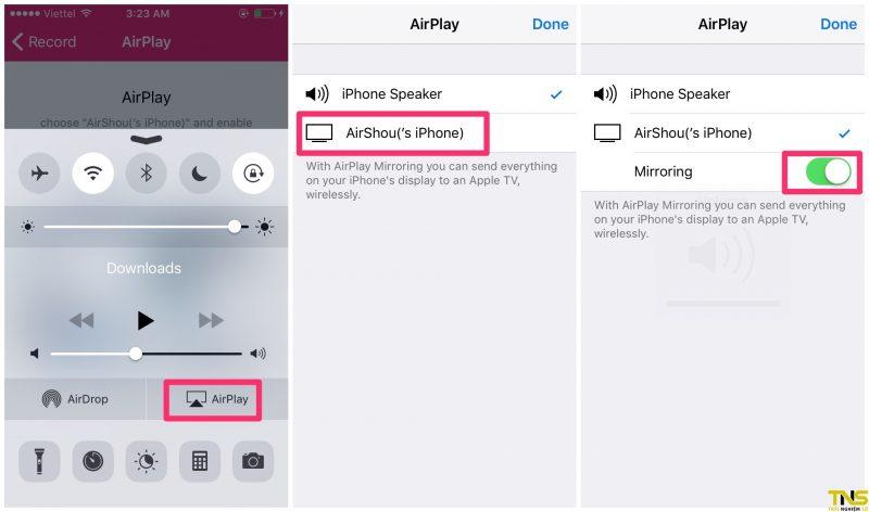 cach su dung airshou 4 800x472 - Cách cài đặt và sử dụng AirShou cho iOS 10 chưa jailbreak (update: 15.4.17)