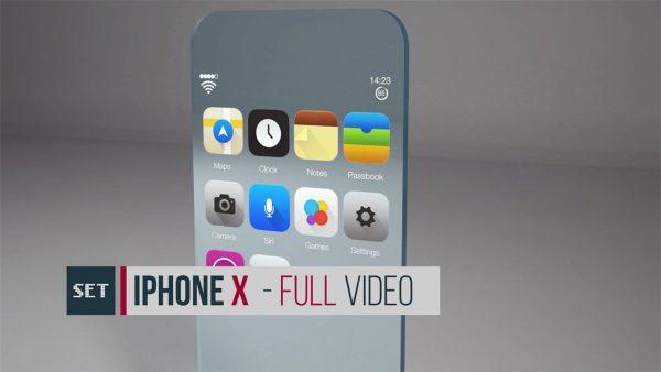 Không phải iPhone 8, thế hệ iPhone tiếp theo của Apple sẽ là iPhone X?