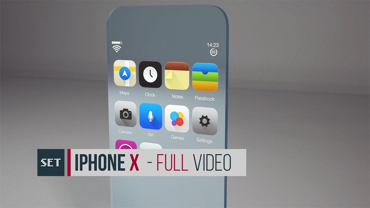maxresdefault 1 - Không phải iPhone 8, thế hệ iPhone tiếp theo của Apple sẽ là iPhone X?