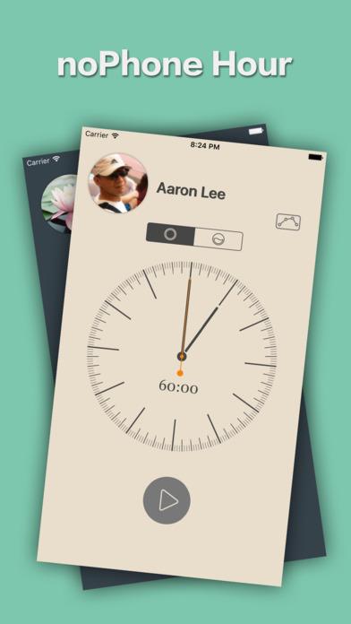 nophone hour ios - Tổng hợp 16 ứng dụng hay và miễn phí trên iOS ngày 26.3.2017