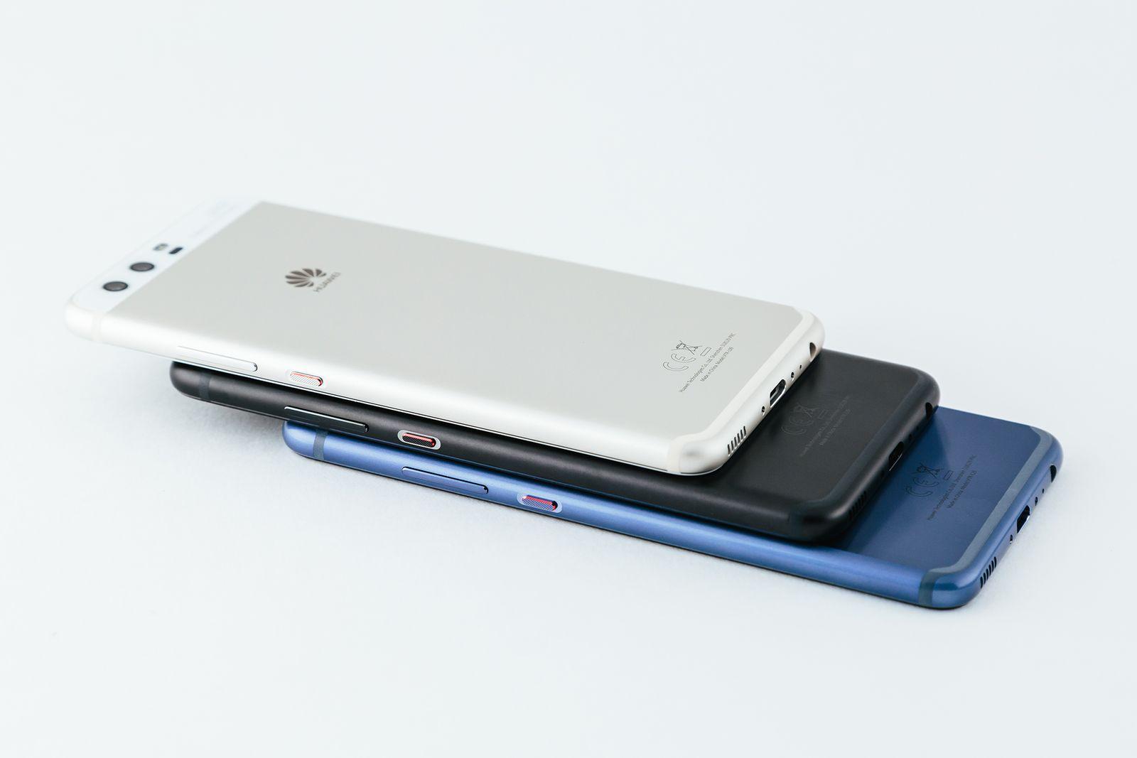 Huawei P10 và P10 Plus chính thức - camera kép Leica, nhiều màu sắc