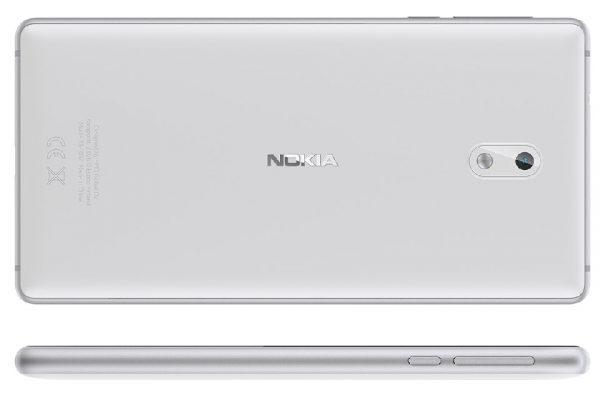 MWC 2017 - Nokia 3