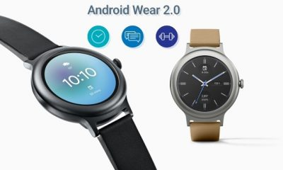 Android Wear 2.0 400x240 - Google chính thức giới thiệu Android Wear 2.0
